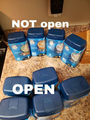 FREE rice/oatmeal Baby Food for Sale in Apex, NC
