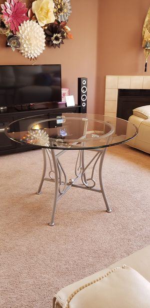 Dining Table Glass ..new for Sale in Las Vegas, NV
