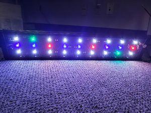 """24"""" Beamswork LED Aquarium Light Full Spectrum for Sale in Houston, TX"""