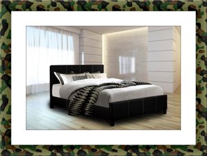 Twin platform bed with mattress for Sale in Rockville, MD