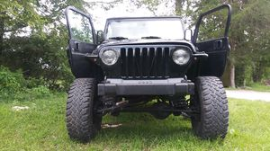 2001 Jeep Wrangler Sahara Edition for Sale in Murfreesboro, TN
