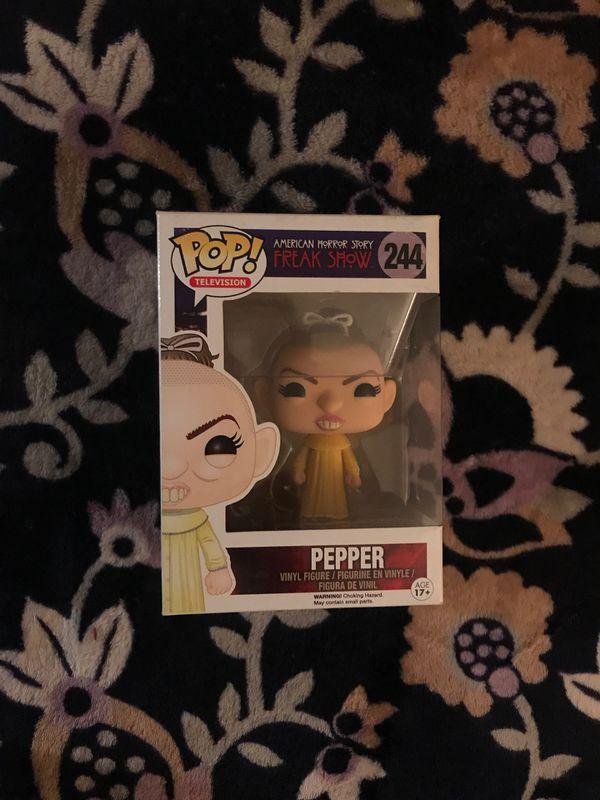 Pop Funko AHS Pepper