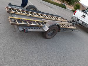 12ft trailer with ramps. for Sale in Lake Elsinore, CA