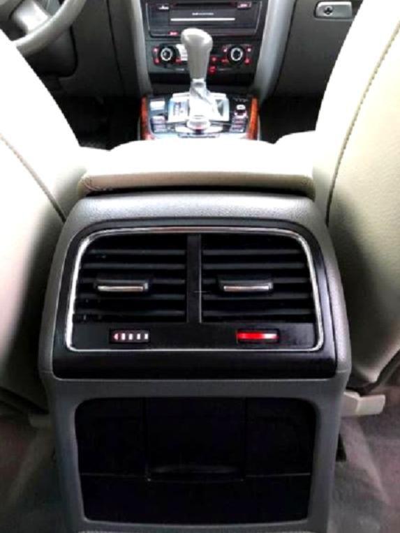 12 Audi A4 Rear AC and heat