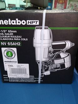 Metabo Nv65ah2 for Sale in Cape Coral,  FL