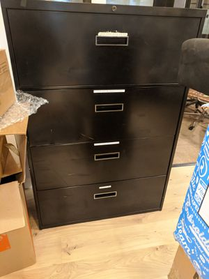 Filing Cabinets for Sale in New York, NY
