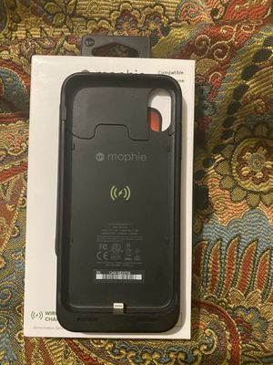 Mophie for iPhone X/xs for Sale in Phoenix, AZ