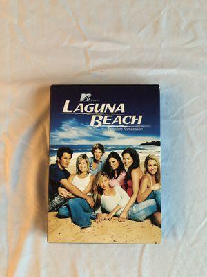 Laguna Beach - The Complete First Season (DVD, 2005, 3-Disc Set) for Sale in Nashville, TN