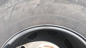 P 235 /75 R 17 tires for Sale in Alvarado, TX