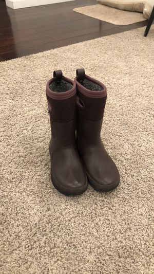 Bogs Kids Rain boots / Winter Boot for Sale in Vancouver, WA