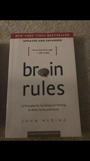 Brain rules for Sale in Arlington, VA