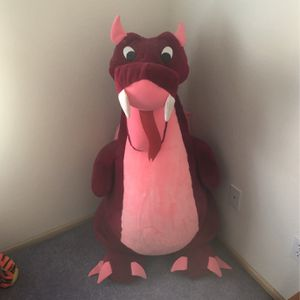 Giant Dragon Stuffed Animal for Sale in Sacramento, CA