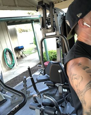 High quality multi gym with added leg press for Sale in Federal Way, WA