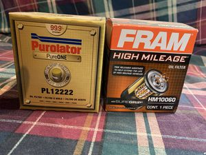 Chevy oil filters for Sale in Cumberland, RI