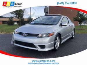 2006 Honda Civic Cpe for Sale in Ellenwood, GA