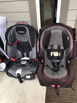 2 used car seats for Sale in Portland, OR