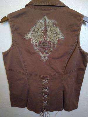 Womens Harley Vest $30 for Sale in Scottsdale, AZ