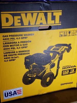 Power wascher 4400 psi for Sale in Riverside, CA