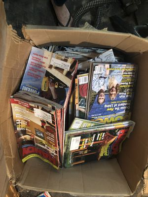 Magazines... for Sale in Tampa, FL
