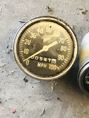 1971 TX Polaris tachometer and speedometer for Sale in Telford, PA