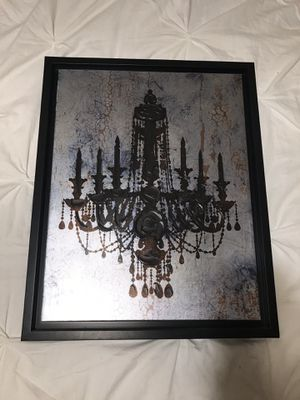Chandelier Painting $2 for Sale in Corona, CA