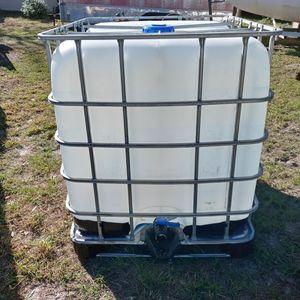 Pressure Washing Tank 250 Gal for Sale in Sanford, FL