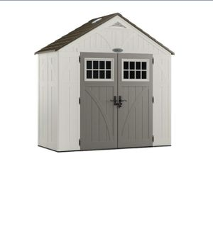 Craftsman CBMS8401 8' x 4' Storage Shed for Sale in Saint Charles, MD