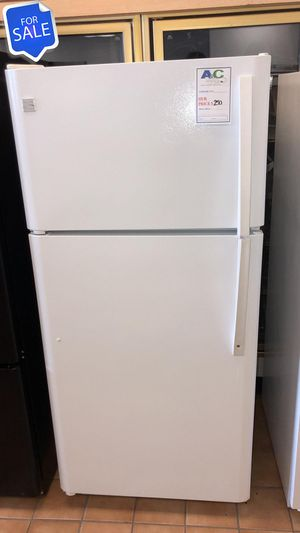 NO CREDIT!! Kenmore CONTACT TODAY! Refrigerator Fridge 30in Wide #1472 for Sale in Pasadena, MD