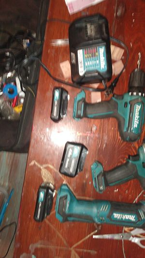 Makita cordless tools for Sale in Jacksonville, FL
