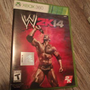 WWE 2k14 for Sale in Philadelphia, PA