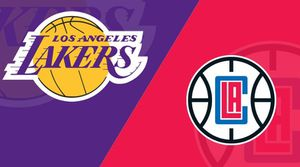 Lakers vs Clippers for Sale in Anaheim, CA