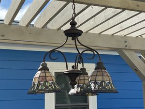 """""""Tiffany"""" Style Hanging light for Sale in St. Petersburg, FL"""