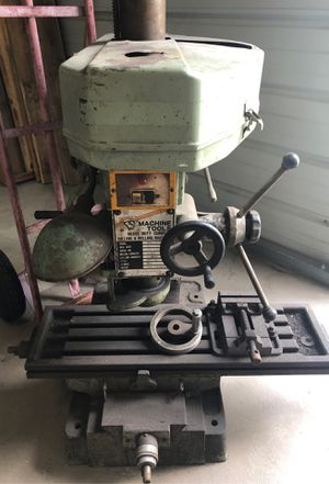 Drilling and milling machine for Sale in St. Petersburg, FL