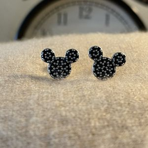 Fun Mickey Mouse Silver925 Stud Earrings for Sale in Los Angeles, CA