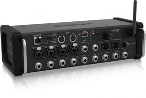 Open Box - Midas MR12, 12 Input Digital Mixer for iPad/Android Tablets for Sale in Los Angeles, CA