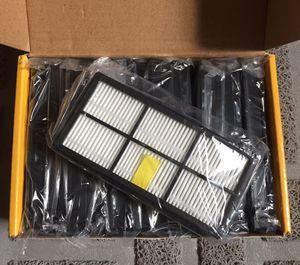 12 Pack HEPA Filters for iRobot Roomba- Brand New for Sale in Hudson, FL