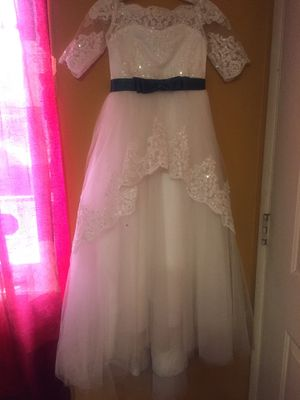 Flower girl/ Baptism Dress for Sale in Rancho Cucamonga, CA