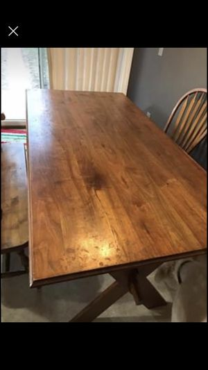 Antique craftsman walnut table for Sale in Elyria, OH