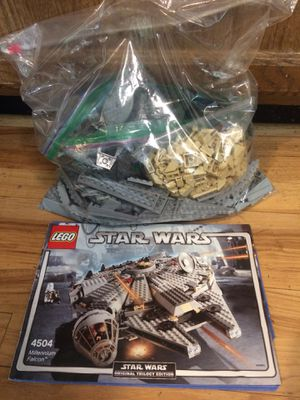 Lego Star Wars MF 4504 for Sale in Reston, VA