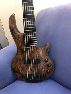 Cort Curbow 6 String Bass for Sale in Boca Raton, FL