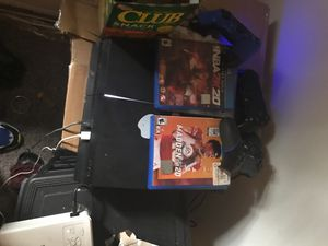 PS4 madden 20 2k20 and 3 controllers for Sale in Baltimore, MD