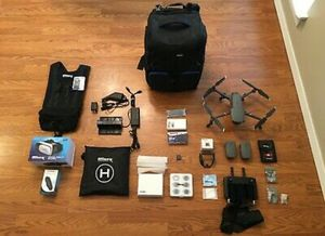 DJI Mavic 2 Pro with Smart Controller 3 Battery Extreme Pro Bundle plus Extras for Sale in Aberdeen, SD