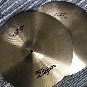 "Zildjian 15"" A New Beat Hi Hats 1200/1700g for Sale in Hollywood, CA"