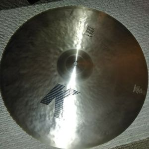 Zildjian K 22 Inch Ride Clean Shinny Awesome Sound for Sale in Valley Center, CA