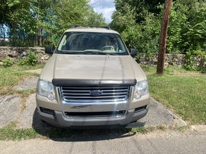 2006 Ford Explorer 4wd for Sale in Flint, MI