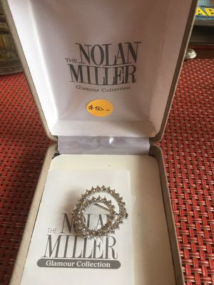Nolan Miller Pin, retails over $125 for Sale in Chicago, IL