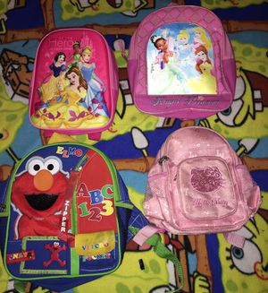 Kid Mini Backpacks for Sale in Shafter, CA