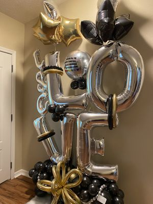 Balloons bouquets for Sale in Orlando, FL