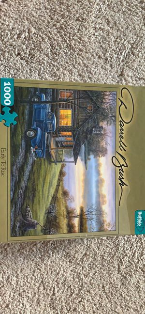 Puzzle game for Sale in Sammamish, WA