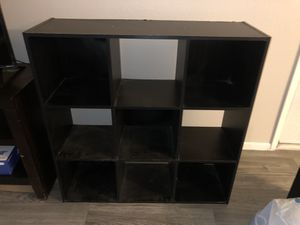 Cube organizer for Sale in Phoenix, AZ